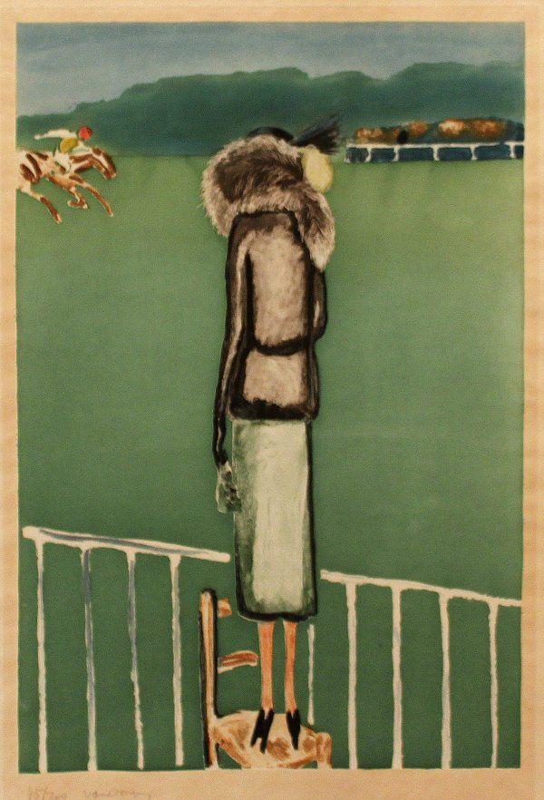 Kees van Dongen, Le Renard Argente, 1928