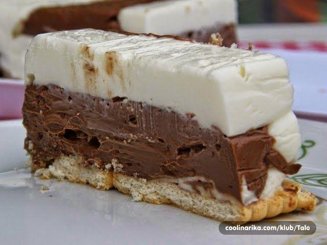 BEZ PEČENJA: Ledolina kolač – ne trebate ni pećnicu, a ni mikser ~ Recepti i Ideje