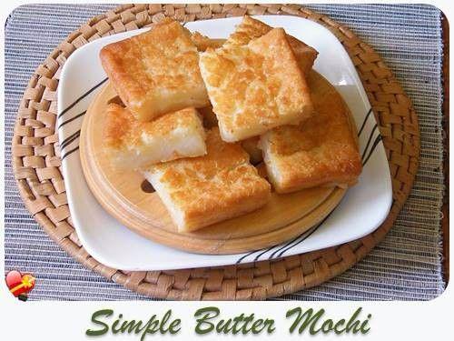 Butter Mochi - ILoveHawaiianFoodRecipes