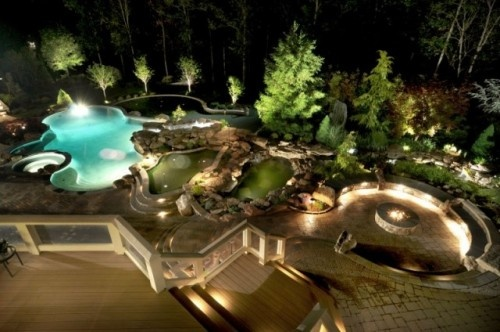 putt putt by your pool