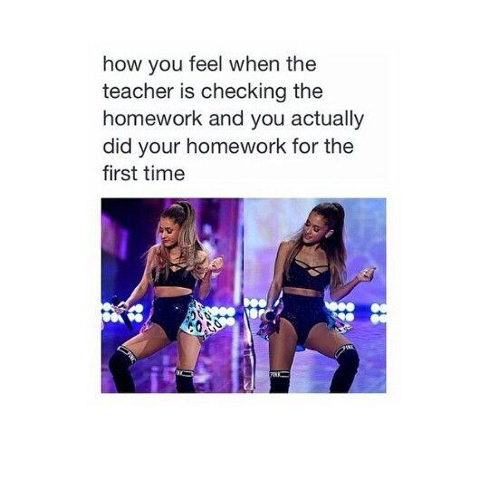 Ariana Grande Homework Online - image 4