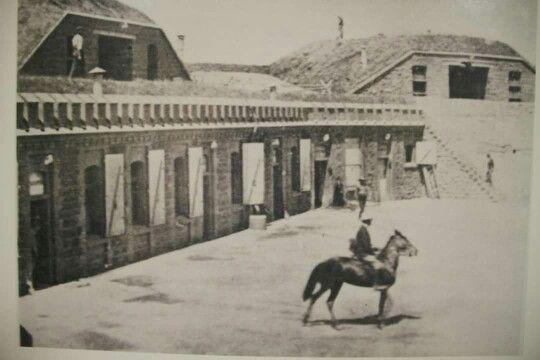 Fort Klapperkop 1900