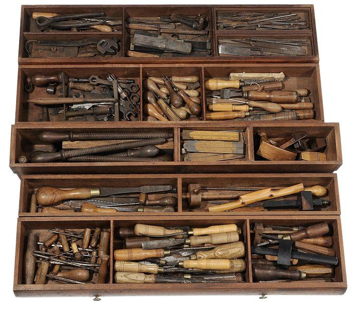 Vintage Wood Working Tools 81