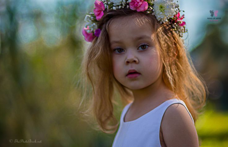 Детский макияж / איפור לילדים