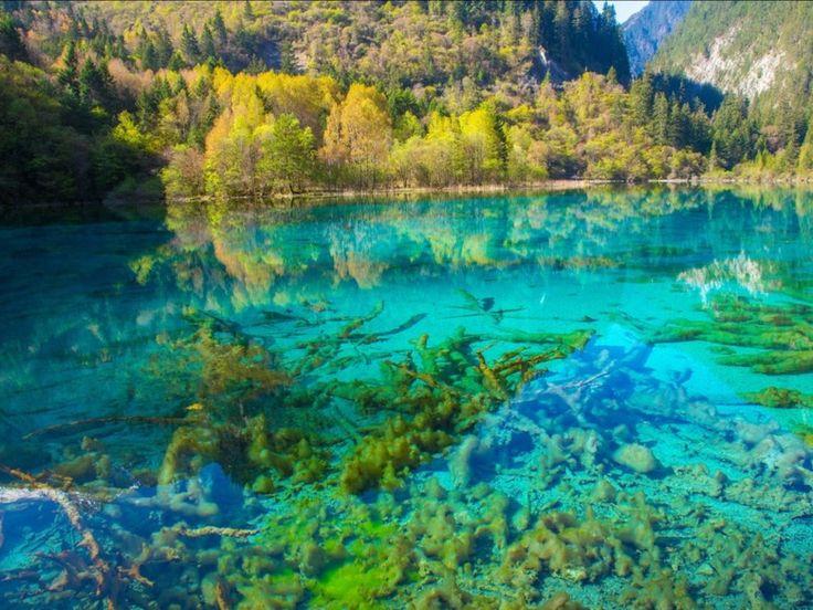 해외 휴양지 추천, 숨겨진 푸른 물의