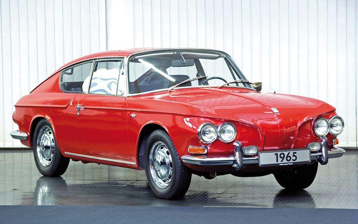 1965 Volkswagen Karmann Ghia Type 34 TC Fastback Prototype
