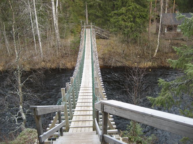 Hautajärvi Visitor Centre The Visitor Centre introduces Oulanka National Park, Karhunkierros hiking trail and other natural attractions and...