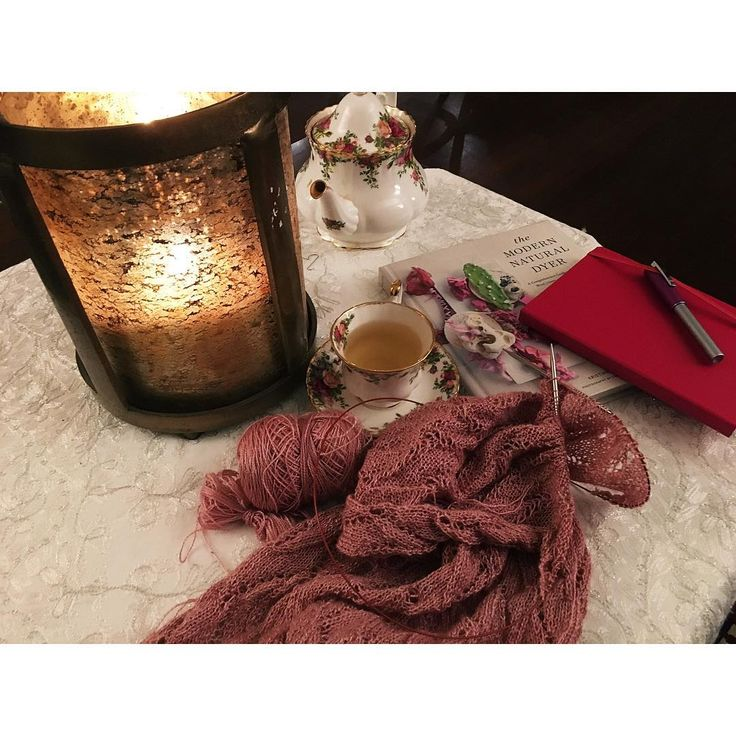 Some late night musings... so thankful for the soothing and relaxing properties of knitting... today, my knitting helped me through a difficult 'meeting'. Felt a bit odd to take out my shawl at first... but sooo glad I did!  #knittinglove #knittingmakesmehappy