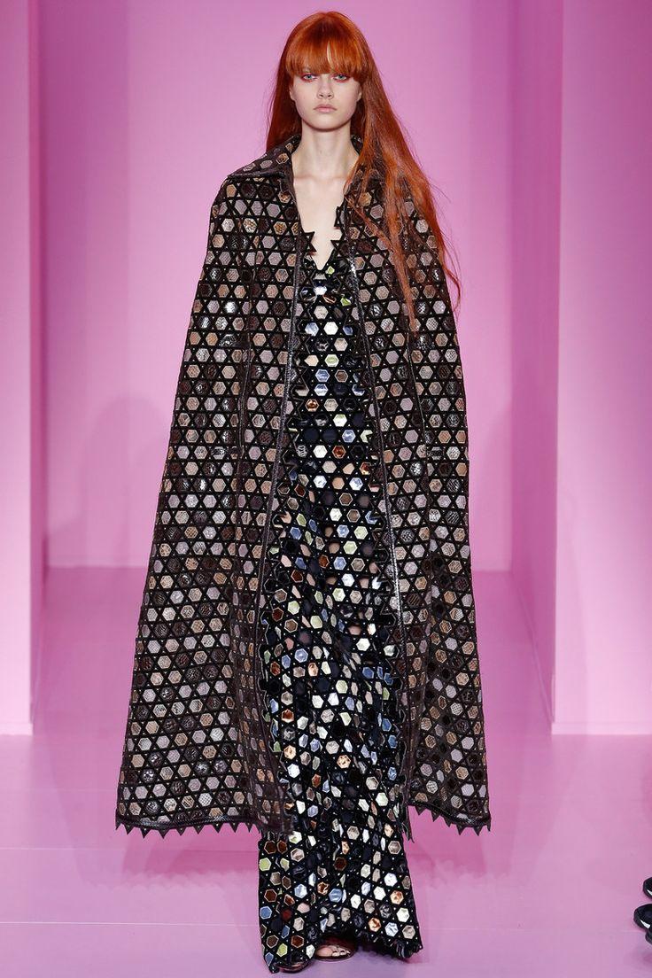 Givenchy | Коллекции весна-лето 2016 | Париж | VOGUE