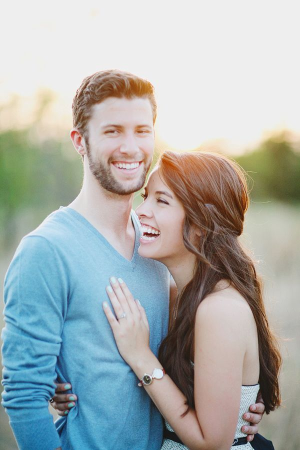 You want engagement photos. And why wouldn't you? You're young, in love, startlingly good-looking, and you want something to remember this magical time - something that looks good in a frame. But you don't want a bunch of forced poses with a prominently displayed rock on your finger.