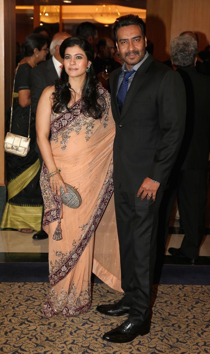 Bollywood, Tollywood & Más: Kajol and Ajay Devgan