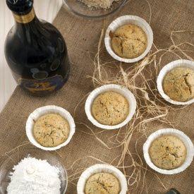 Muffin ai semi di papavero. Condivisa da: http://www.solounvelodifarina.it