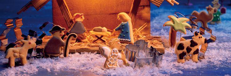 Vianočné formy a vykrajovače