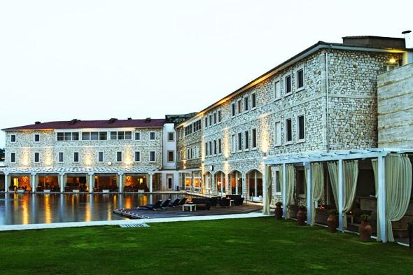 #terme di saturnia Spa & Golf resort spa resort tuscany italy