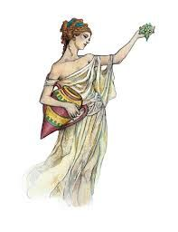 Vesta: Especie de vestido generalmente interior que se caracteriza por su escotadura redonda; viene ceñido hasta la cintura y desde ahí se amplía hasta la parte inferior.