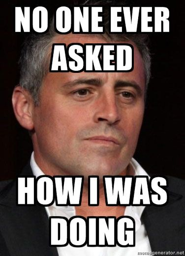 Joey :(