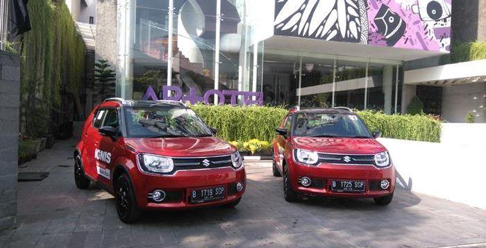 First Impression Suzuki Ignis 2017 Indonesia