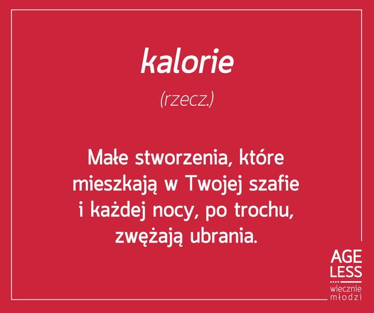 """Wakacyjny okres i piękna pogoda niech zmobilizują Was do pracy nad sobą. Inaczej mogą Was odwiedzić podstępne stworzenia, kalorie, """"zwężające"""" ubrania. :) A jak tam z Waszą garderobą? Zdążyła już paść ich ofiarą? :) www.ageless.pl #ageless #wiecznamlodosc #wieczniemlodzi #kalorie #ubrania #dieta #odchudzanie"""