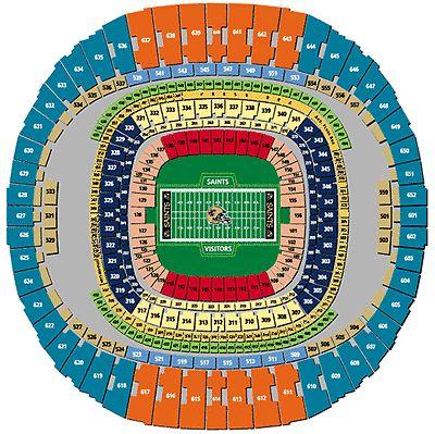 #tickets 2 Great Lower Level TIX NO Saints vs Detriot Lions @ Mercedes Superdome please retweet
