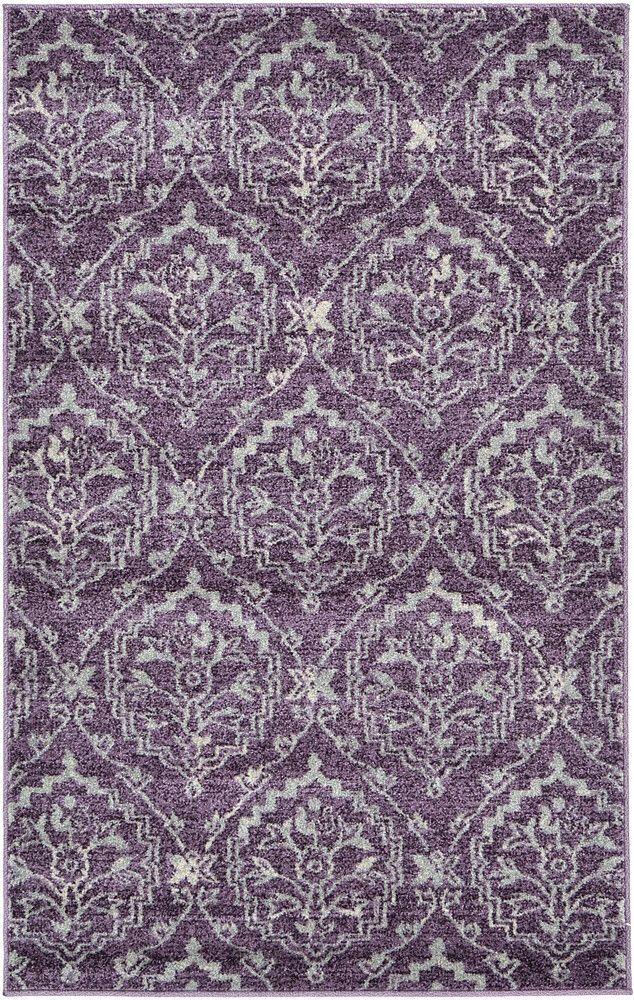 purple damask rug for - photo #15