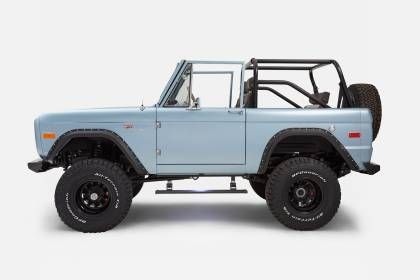 Classic Ford Broncos - check out some of our recent show-quality early model Ford Bronco restorations. We do everything in-house at our shop.