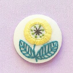 NHK文化センター青山教室:annasのちいさな刺繍 午前