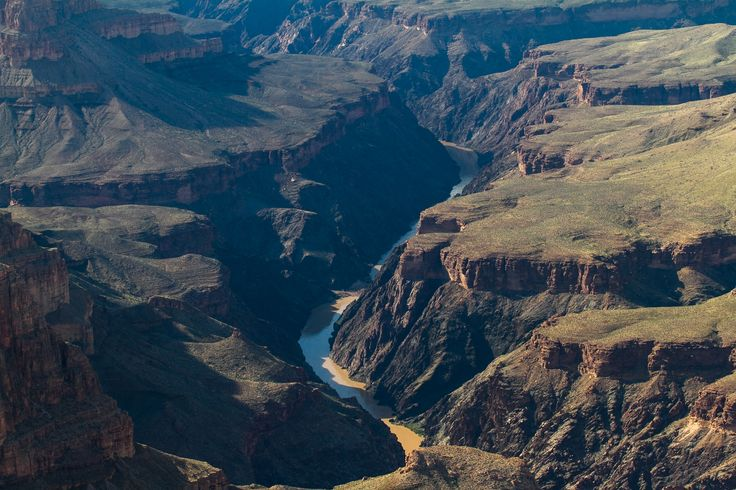 Grand Canyon River #grandcanyon http://hikersbay.com