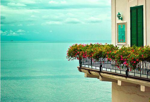 Mediterranean View  <3
