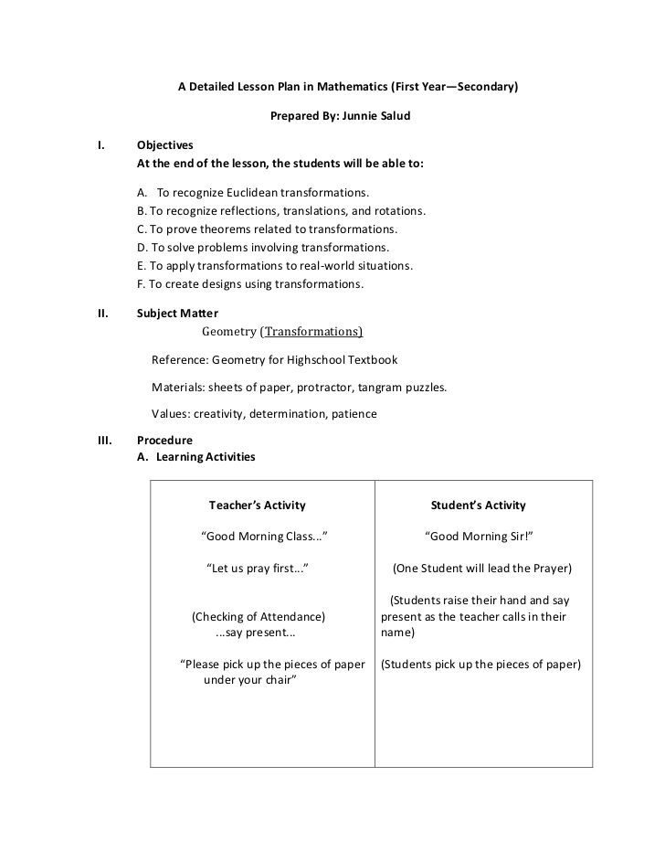 Best 25+ Lesson plan in filipino ideas on Pinterest Philippines - sample lesson plan
