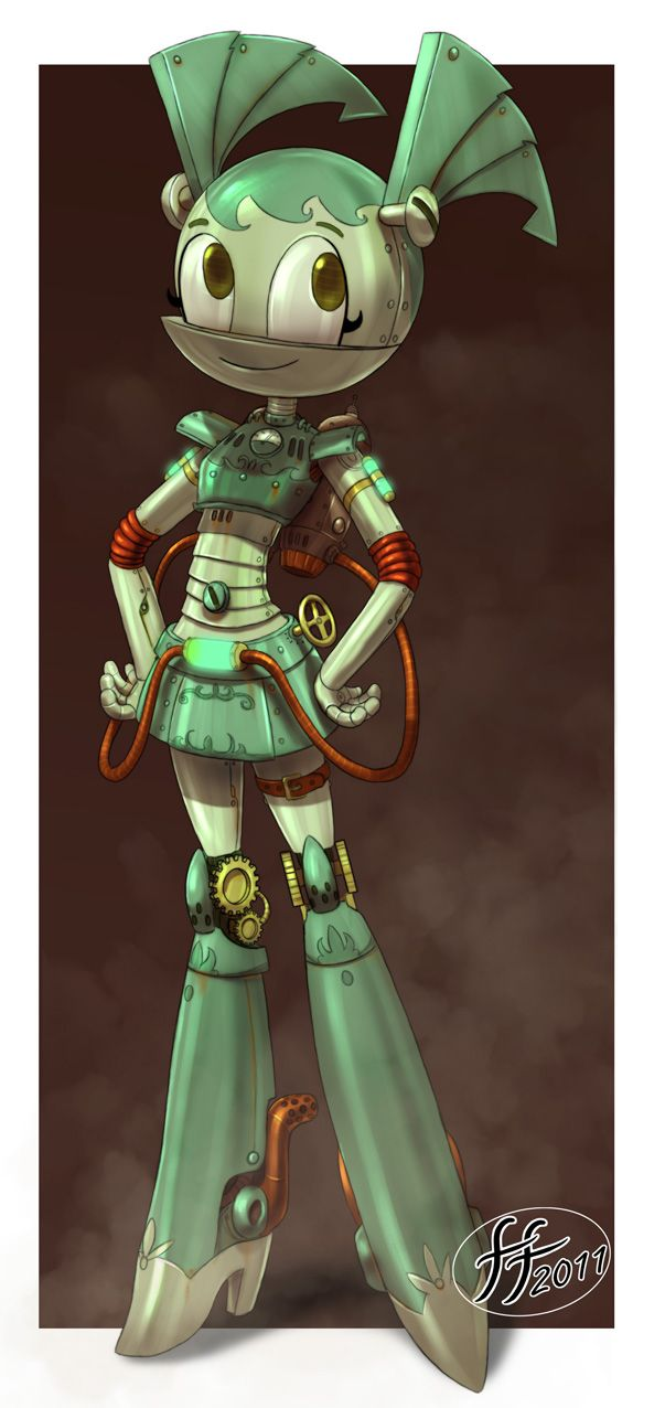 XJ-SteamPunk by 14-bis.deviantart.com on @deviantART ...