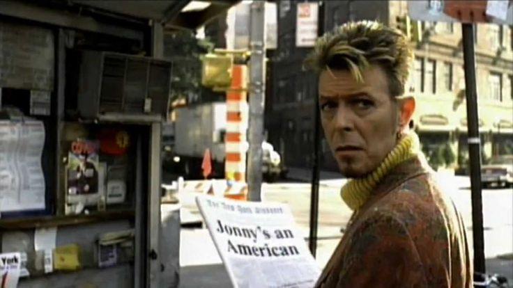 David Bowie - I'm Afraid of Americans (HD)
