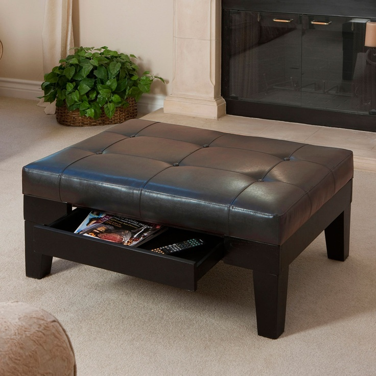Noble House Chatham Leather Storage Ottoman In Espresso Brown: Living Rooms, Noble Houses, Chatham Leather, Leather Cocktails, Storage Ottomans, Espresso Brown, Families Rooms, Leather Storage, Cocktails Ottomans