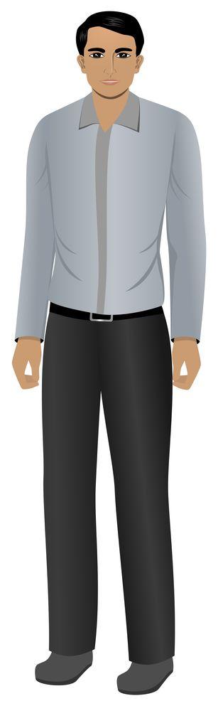 Aarav customized avatar for eLearning.