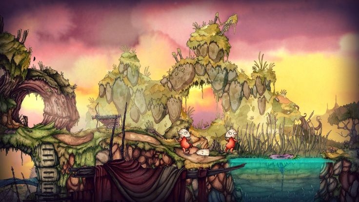 Candle is a solidly-built adventure game that aims high but doesn't always have the imagination to follow through on its ambitions. Thankfully this is usually made up for by some great presentation and some genuine charm in the writing and style.