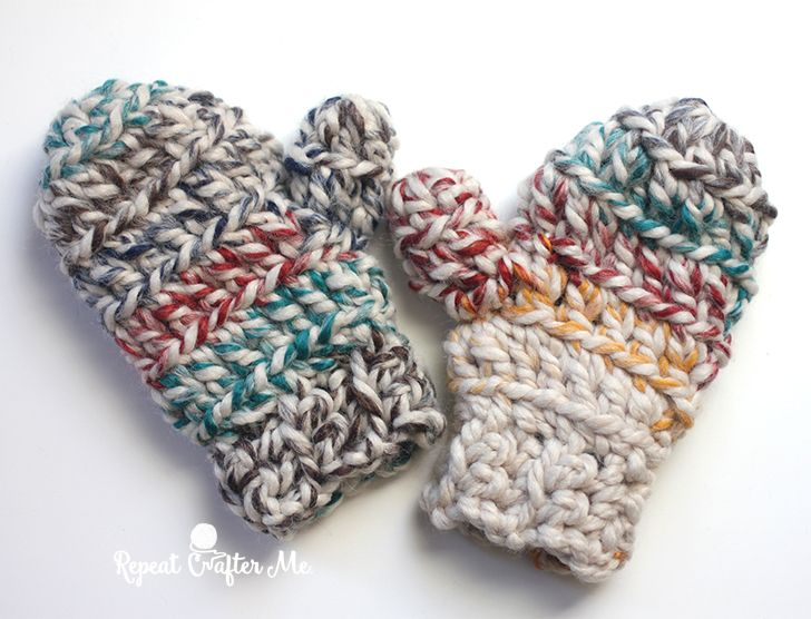The Lion Brand Wool-Ease Thick & Quick line has always been my go-to when I need chunky yarn that works up fast. So easy to crochetwith and the texture is perfect. Recently I discovered the variegated color Hudson Bay and it is beyond fabulous! Look at the beautiful colorway. The colors pool together so nicely, …
