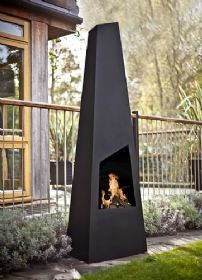 Which chiminea   Modern chiminea   Outdoor heater