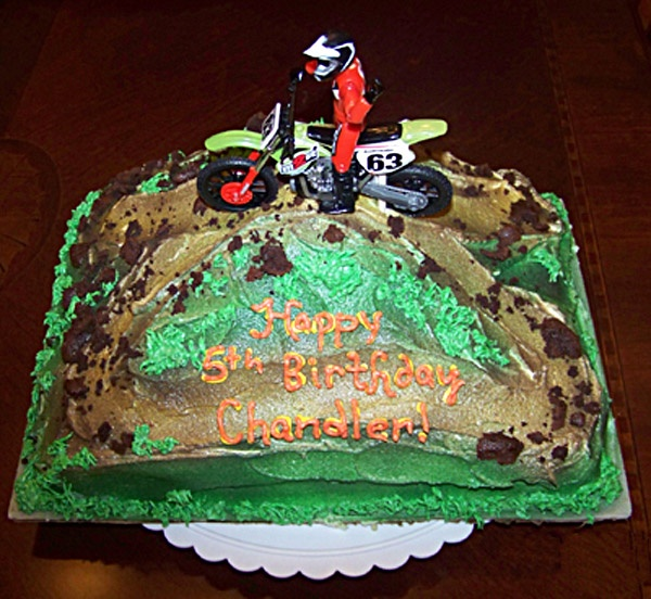 25 Best Images About Motocross Birthday On Pinterest