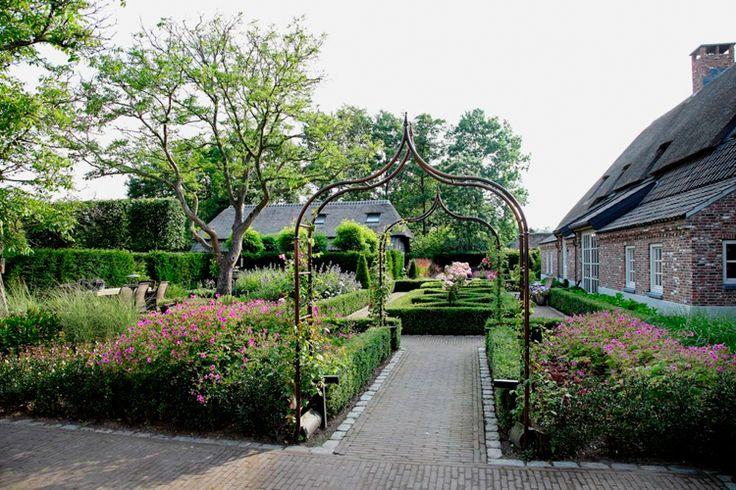 20 ideeën voor het inrichten van een landelijke tuin!