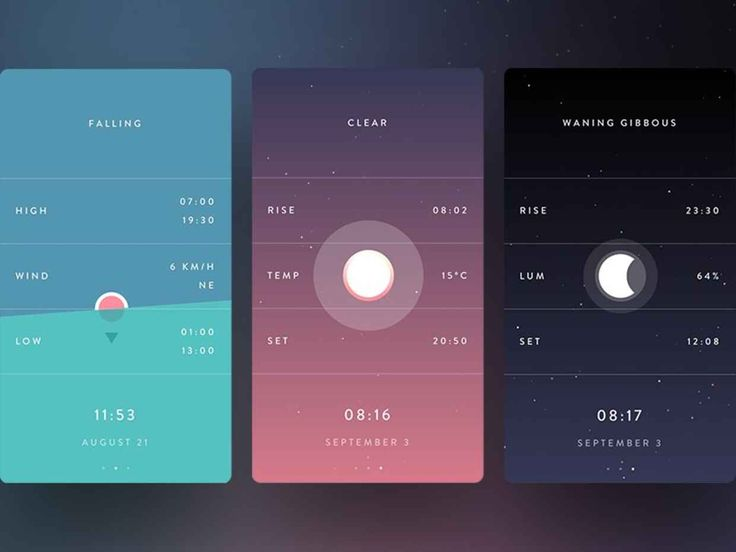 Inspirational UI Design 13 - UltraLinx