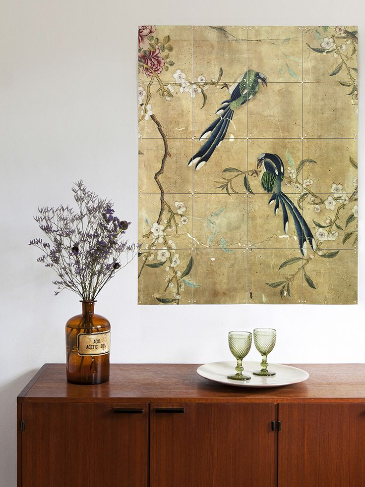 Create an amazing IXXI with one of the beautiful wallpapers of the Victoria & Albert Museum. We love them! What about you?