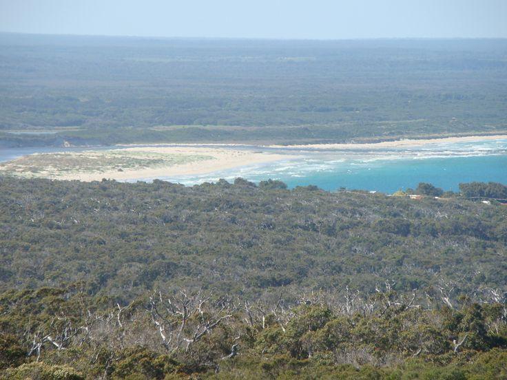 Flinders Bay and Blackwood River, Augusta, Western Australia