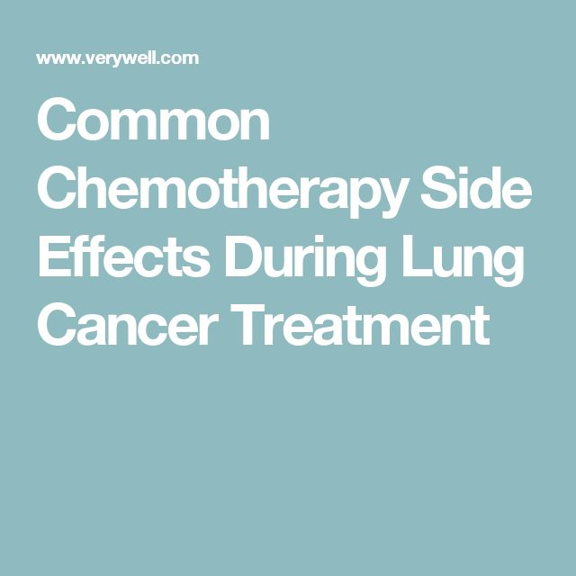 The 25 Best Chemotherapy Side Effects Ideas On Pinterest