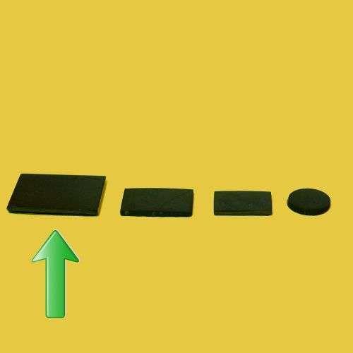 Piastrina adesiva in shungite per cellulare - cordless e prese elettriche 6.45€ - Idealandia