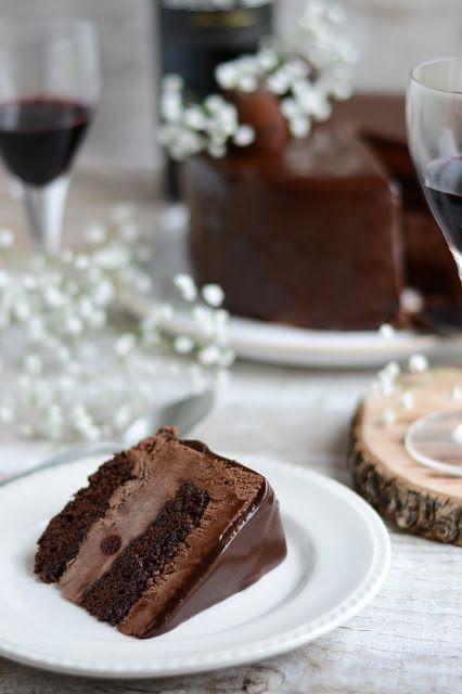 Chic, chic, chocolat...: Forêt très noire pour un Porto Ruby