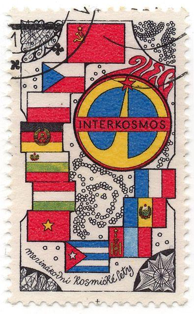 Interkosmos - Mezinárodní Kosmické Lety