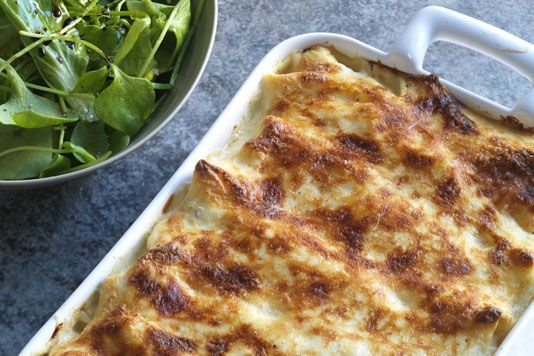 Bill Granger's pumpkin cannelloni recipe | Food Fun | Pinterest