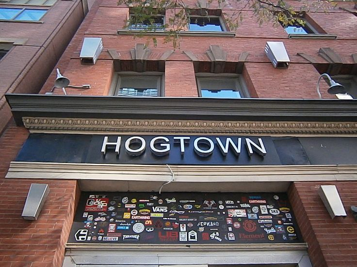 Hogtown, Toronto. Learn all about it in http://babybirdguide.com/guide-to-toronto/