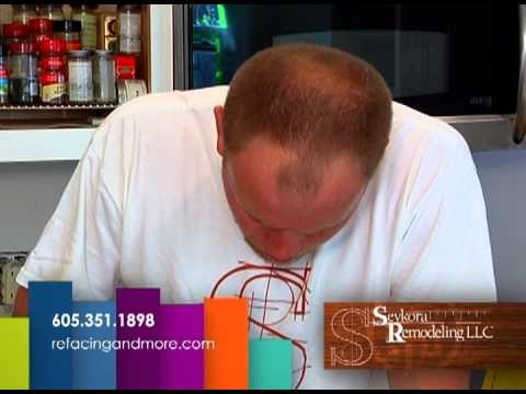 Home Ideas Segment Featuring Cabinet Refacing Using Showplace Renew By  Seykora Remodeling In Sioux Falls,