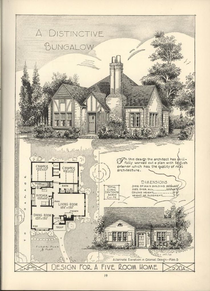d0878c19e49f8ae8f4069d2cb07dcc4c vintage house plans vintage homes 250 best house plans 1900 1930s images on pinterest,1900 House Plans