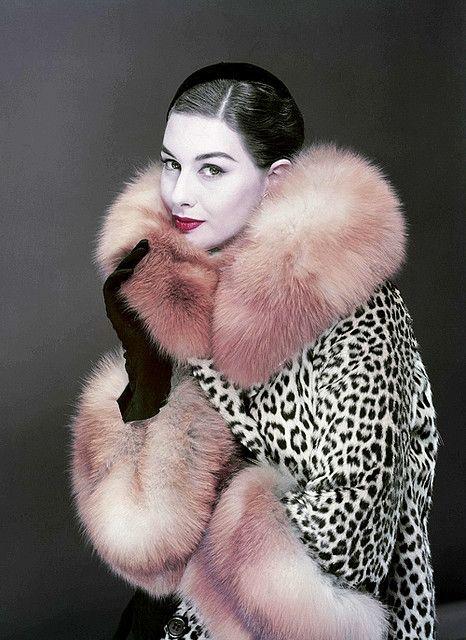 Vogue, 1954.